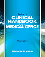 Delmar Learning's Clinical Handbook for the Medical Office, Spiral bound Version