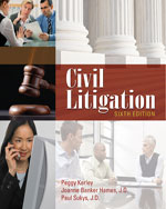 eBook: Civil Litigation