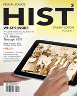 HIST: US History Since 1877, Volume 1