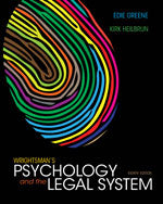 Wrightsmans Psychology and the Legal System