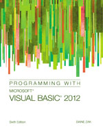Programming with Microsoft® Visual Basic® 2012