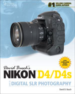 David Buschs Nikon D4 Guide to Digital SLR Photography