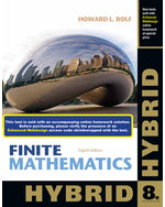 Finite Mathematics, Hybrid