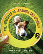 The Principles of Learning and Behavior, 7e