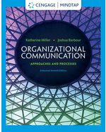 Organizational Communication: Approaches and Processes, 7e