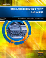 Hands-On Information Security Lab Manual, 4e
