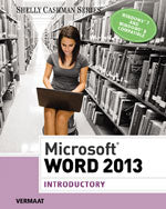 Microsoft® Word 2013: Introductory