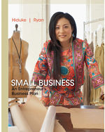 Small Business: An Entrepreneurs Business Plan