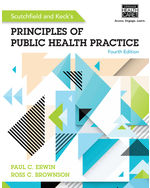 Scutchfield and Kecks Principles of Public Health Practice
