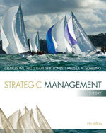 Strategic Management: Theory: An Integrated Approach