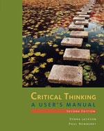 Critical Thinking: A Users Manual