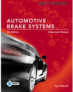 Todays Technician: Automotive Brake Systems, Classroom and Shop Manual Prepack