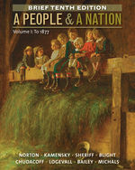 A People and a Nation, Volume I: To 1877, Brief Edition