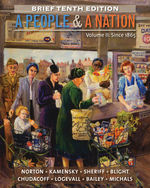 A People and a Nation, Volume II: Since 1865, Brief Edition