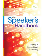 The Speakers Handbook, Spiral bound Version