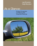 At a Glance: Writing Paragraphs and Beyond, with Integrated Readings