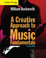 Cengage Advantage: A Creative Approach to Music Fundamentals