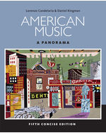 American Music: A Panorama, Concise