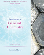Experiments in General Chemistry, 6e