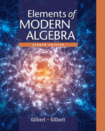 Elements of Modern Algebra