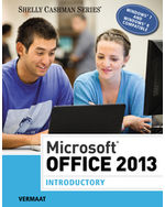 MindTap Computing, 1 term (6 months) Instant Access for Vermaats Microsoft® Office 2013: Introductory