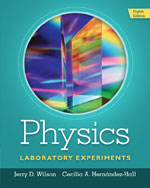 Physics Laboratory Experiments, 8e