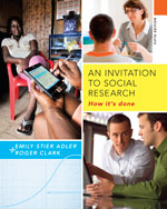An Invitation to Social Research: How It's Done, 5e