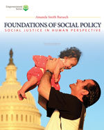 Brooks/Cole Empowerment Series: Foundations of Social Policy (with CourseMate Printed Access Card): Social Justice in Human Perspective