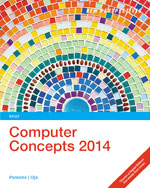 New Perspectives on Computer Concepts 2014, Brief