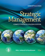 MindTap Management, 1 term (6 months) Instant Access for Hitt/Ireland/Hoskissons Strategic Management: Concepts and Cases: Competitiveness and Globalization