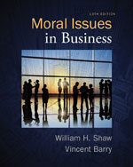 Moral Issues in Business, 13e