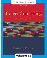 Career Counseling: A Holistic Approach, 9e