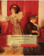 Western Civilization: A Brief History, 11e