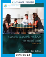 Empowerment Series: Essential Research Methods for Social Work, 4e