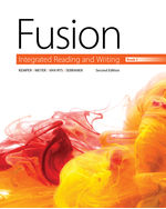 Fusion: Integrated Reading and Writing, Book 1