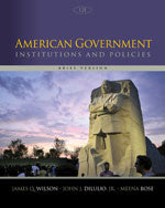 American Government: Institutions and Policies, Brief Version