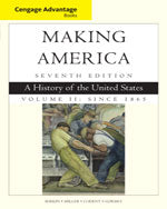 Major Problems in American History, 4e (Volume 2: Since 1865)