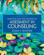 Principles and Applications of Assessment in Counseling, 5e