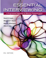 Essential Interviewing: A Programmed Approach to Effective Communication, 9e