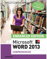 Enhanced Microsoft® Word® 2013: Comprehensive