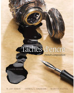 Taches d'encre: French Composition