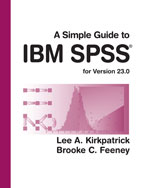 A Simple Guide to IBM SPSS Statistics