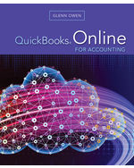 QuickBooks® Online for Accounting