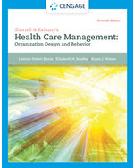 Shortell & Kaluznys Health Care Management