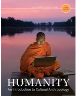 Humanity: An Introduction to Cultural Anthropology, 11e