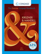The Concise Cengage Handbook with APA 7e Updates