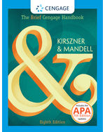 The Brief Cengage Handbook with APA 7e Updates