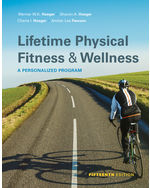 Lifetime Physical Fitness and Wellness, 15e