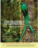 Exploraciones Curso Intermedio, Enhanced