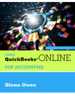 Using QuickBooks® Online for Accounting